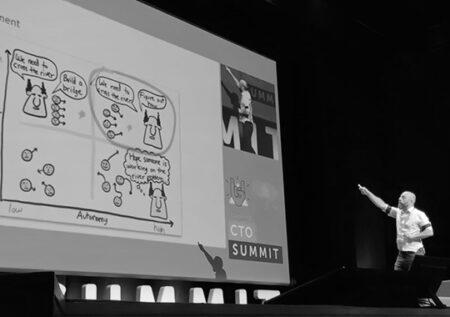 Charla del CTO Summit