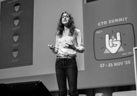 Carmen Torrano en el CTO Summit