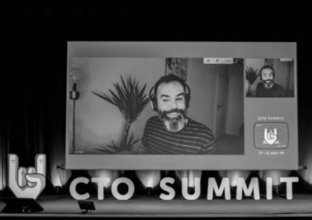 Luis Peralta de Google en el CTO Summit