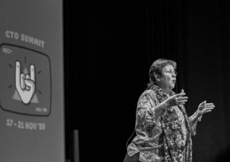 Elisa Martín Garijo en el CTO Summit 2020