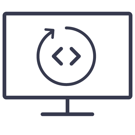 icono para Full Stack Developer
