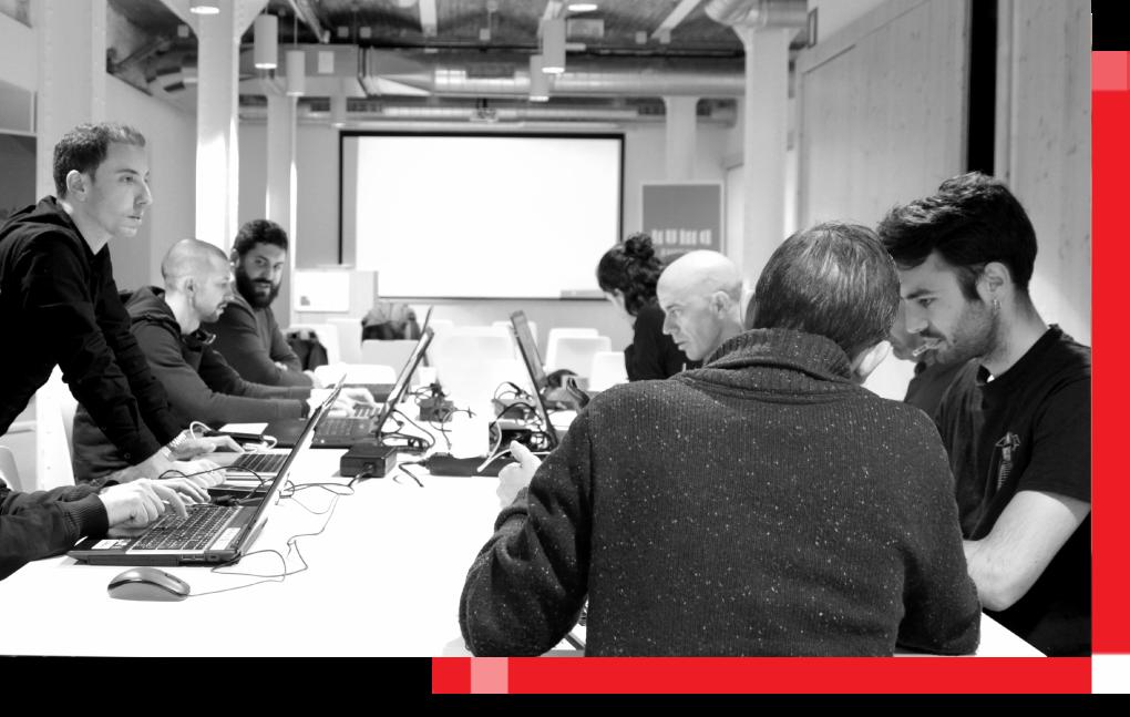 Workshop de Transformación Digital de GeeksHubs