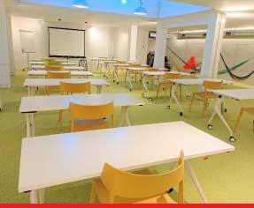 Sede de GeeksHubs Academy en Valencia